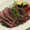 安いアンガスビーフのランプ肉を極上ステーキに