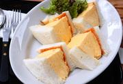 東京では神楽坂でしか食べられない、京都のあの味。「コロナの玉子サンド」はいまさらだけどやっぱり美味しい