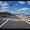 バイク専用ドライブレコーダーのテスト画像