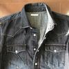 GUのデニムウエスタンシャツはコスパ最高の隠れた名品