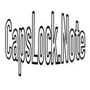 CapsLock.Note