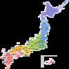 県庁所在地別、今後震度6弱以上の大地震に襲われる確率
