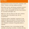 甲状腺治療薬(ATD)による無顆粒球症(とそれに伴うFN)
