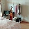 母の部屋の風景