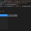 C# Interactive 便利に使おう -その1 DLLの参照-