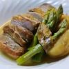 ローリエ香る豚バラ肉のシンプル煮込み