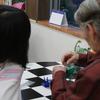 皆さんは鶴の折り方を誰から習いましたか??