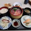 新鮮まぐろの食べ放題 @土浦魚市場