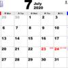 2020年祝日移動で7月・8月・10月の祝日はどう変わる!その理由どこに