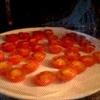 ドライトマト作りと、幻のたらこスパゲティ