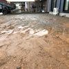 ぬかるむ庭対策!地面のぬかるみを改善するには「砕石」がオススメ