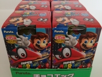 チョコエッグ「スーパーマリオオデッセイ」レビュー。箱買いしたら奇跡の結果に。気になるシークレットはあのマリオ!?