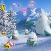 神イベ「Pokemon GO ホリデー」開催!ゲットすべきポケモンは?準備から動き方まとめ【ポケモンGO】