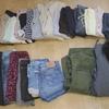 冬物洋服を大量に手放す*洋服の断捨離とコツとは?