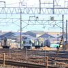 長野総合車両センター廃車置場周辺(2/19)