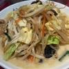 【タンメンローラー作戦#5】 亀戸にあるタンメン屋さん「濃厚タンメン かめしげ」 ちゃんぽんに野菜炒めをモリモリのせたようなタンメンでしたよ~!