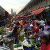 市場はパラダイス: バンコク