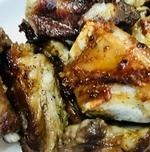 豚のスペアリブ  フライパンで超簡単うま飯。