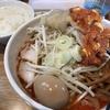 味噌麺処 楓『あえめん+ネギ+ライス』