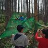 毎月定例の「森のお遊び会」