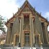 ヨーロッパ建築が入り混じるベンジャロン模様と本堂が素敵な寺院『ワット・ワーチャボピット(วัดราชบพิธ)』が美しい!