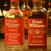 『エヴァン・ウィリアムス12年』トウモロコシを原料にウイスキーを造った人が由来です。
