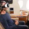 人はGear VRを使って飛行機内でバーチャル映画館に行けるのか?