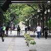 東京都庁周辺を「お写んぽ」。その1