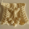 今回は【ミニショールの編み図編】なはずだったのに