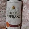 【独女の晩酌】生ハムに合う安うま赤ワイン~ピエール デュフラン ルージュ(仏産・コク辛口)