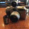 【フィルムカメラ】CONTAX G1×RolleiRPX400で大失敗【モノクロフィルム】【感光】【フィルム撮影失敗】