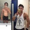 【10ヶ月で18kg増量】筋トレ初心者へ筋トレと食事のアドバイス。