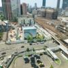 シンガポール料理と大阪駅西口