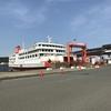 久里浜へ…東京湾フェリーに乗ってきた