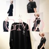 SEVENSINS SS17 Popup SHINモデル写真展示レポート