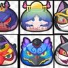 妖怪ウォッチ ぷにぷに 映画連動 夜叉エンマ ぬらり 猫又 ・・・・? これがシャドウサイドなのかな??