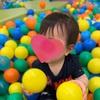 NO.42 自宅に手作りボールプール!設置した理由と娘の反応