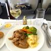 エミレーツ航空 EK111 ドバイDXB→ブダペストBUD ビジネスクラス