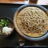 小松市八幡にある街中のお蕎麦屋さん、松晶でもりそば