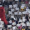 「チケット代が高い」とセビージャ戦で抗議したユベントスのティフォージたちの主張が証明される