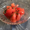 夏先取り! あと一品に トマトの塩ナムル