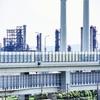 EF65 2096 (8584レ) 根岸製油所