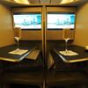 エティハド航空 B77W ビジネスクラス搭乗記【ローマ→アブダビ】