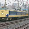 3月7日撮影 東海道線 平塚~大磯間 2週連続で東海道線を行く583系