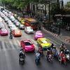 タイのGRAB(グラブ)タクシー久しぶりに使おうとしたらなんか難しかった