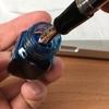 手を汚さずに万年筆のインクを吸入する方法