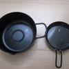 鉄鍋は、きちんと手入れしないとすぐ錆びるのでもう買いません!