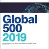 世界の企業ブランドベスト500を発表 ~英国ブランド・ファイナンス社発表(2019年)~