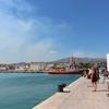 クロアチア旅行記 その1、スプリット観光