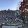 【金沢城石垣めぐり】金沢城の本丸北西にある戌亥櫓石垣